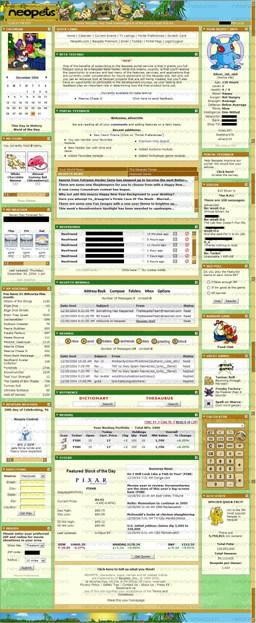 NeoPets Portal